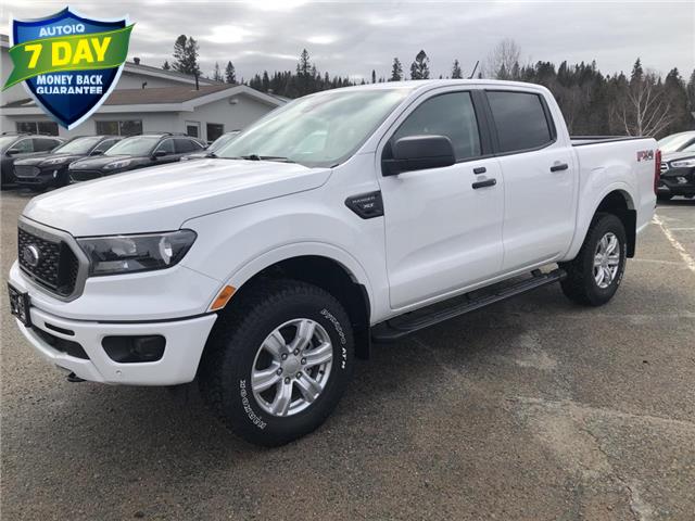 2020 Ford Ranger XLT White
