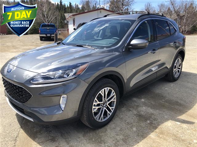 2021 Ford Escape SEL (Stk: 90091) in Wawa - Image 1 of 8