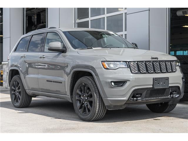 2020 Jeep Grand Cherokee Laredo (Stk: 43605) in Innisfil - Image 1 of 27