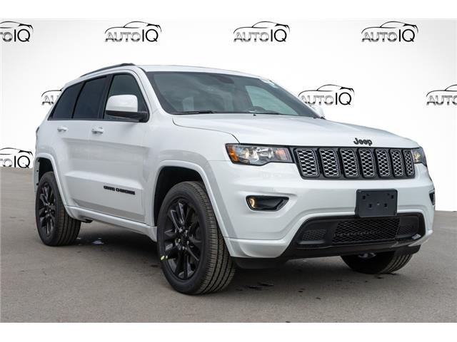 2021 Jeep Grand Cherokee Laredo (Stk: 44188) in Innisfil - Image 1 of 28