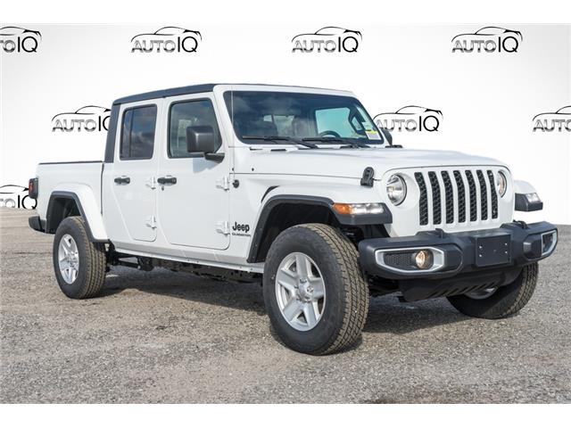 2021 Jeep Gladiator Sport S (Stk: 44215) in Innisfil - Image 1 of 26