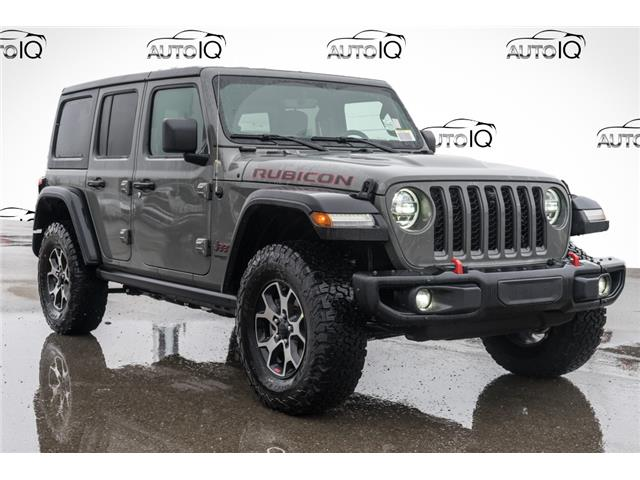 2021 Jeep Wrangler Unlimited Rubicon (Stk: 44257) in Innisfil - Image 1 of 22