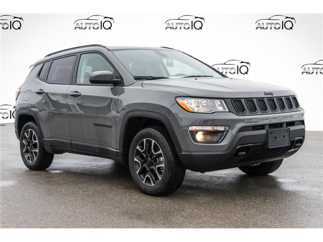 2021 Jeep Compass Sport (Stk: 44363) in Innisfil - Image 1 of 26