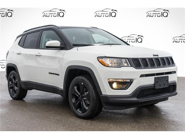 2021 Jeep Compass Altitude (Stk: 44379) in Innisfil - Image 1 of 29