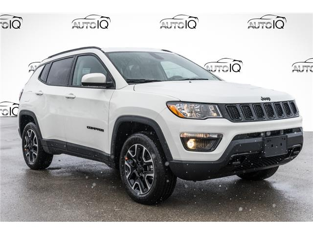 2021 Jeep Compass Sport (Stk: 44378) in Innisfil - Image 1 of 21