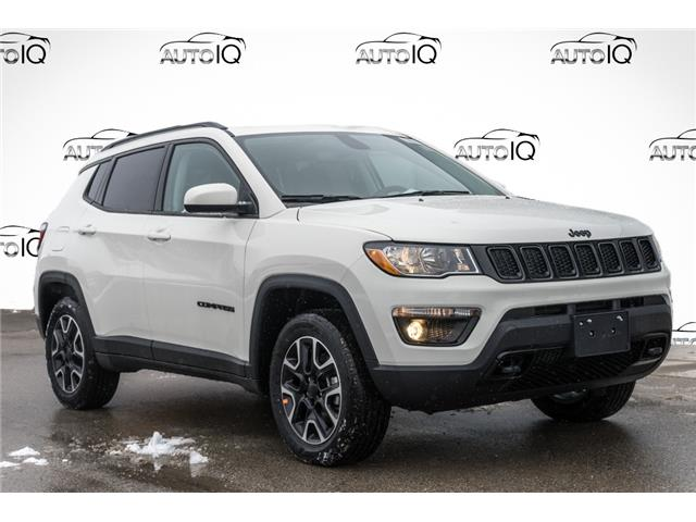 2021 Jeep Compass Sport (Stk: 44387) in Innisfil - Image 1 of 22