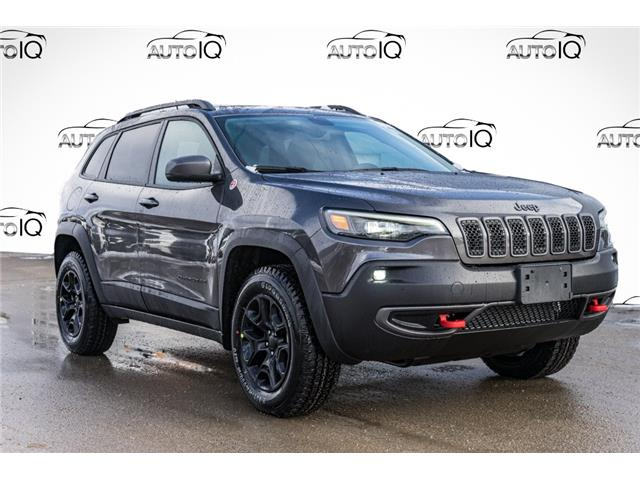 2021 Jeep Cherokee Trailhawk (Stk: 44412) in Innisfil - Image 1 of 25