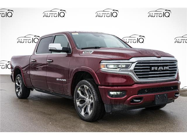 2021 RAM 1500 Limited Longhorn (Stk: 44438) in Innisfil - Image 1 of 28