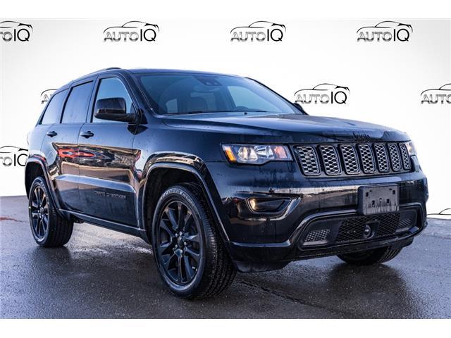 2021 Jeep Grand Cherokee Laredo (Stk: 44444) in Innisfil - Image 1 of 28