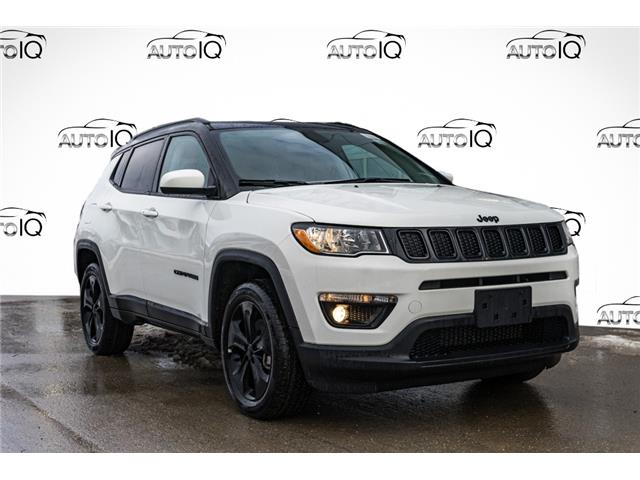 2021 Jeep Compass Altitude (Stk: 44421) in Innisfil - Image 1 of 29