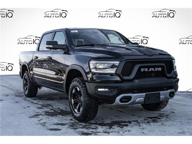 2021 RAM 1500 Rebel (Stk: 44577) in Innisfil - Image 1 of 27