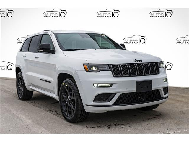2021 Jeep Grand Cherokee Limited (Stk: 44629) in Innisfil - Image 1 of 30
