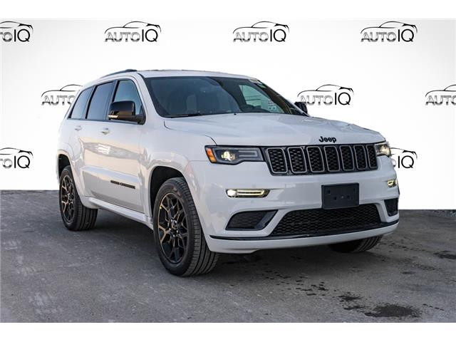 2021 Jeep Grand Cherokee Limited (Stk: 44647) in Innisfil - Image 1 of 30