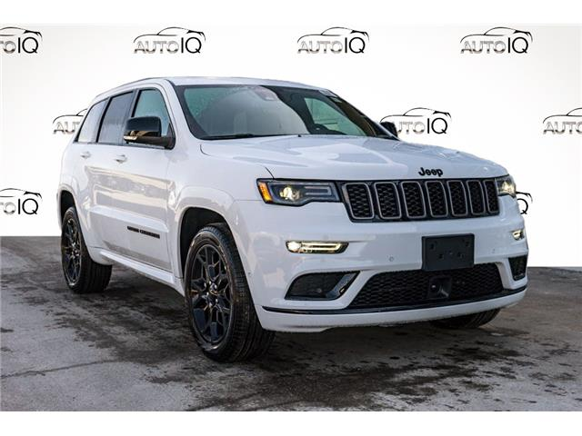 2021 Jeep Grand Cherokee Limited (Stk: 44643) in Innisfil - Image 1 of 30