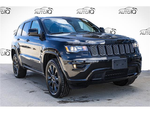 2021 Jeep Grand Cherokee Laredo (Stk: 44640) in Innisfil - Image 1 of 27