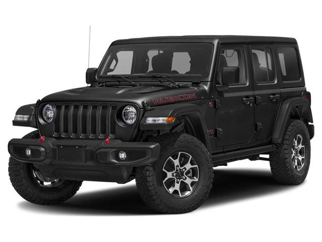 2021 Jeep Wrangler Unlimited Rubicon (Stk: 44702) in Innisfil - Image 1 of 9