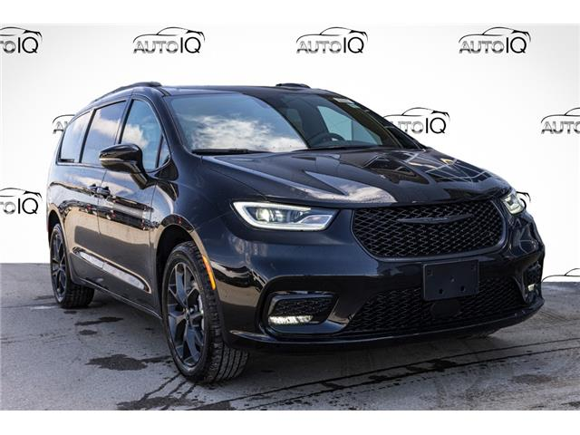2021 Chrysler Pacifica Limited (Stk: 44701) in Innisfil - Image 1 of 29