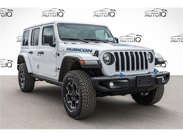 2021 Jeep Wrangler Unlimited 4xe Rubicon (Stk: 44738) in Innisfil - Image 1 of 28