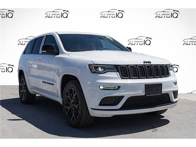 2021 Jeep Grand Cherokee Limited (Stk: 44801) in Innisfil - Image 1 of 29