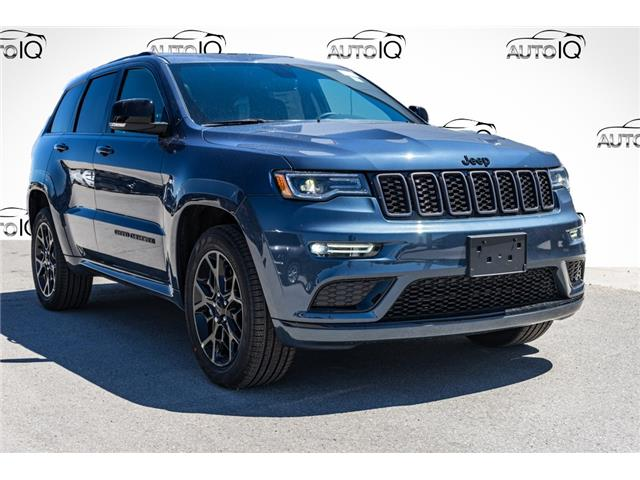 2021 Jeep Grand Cherokee Limited (Stk: 44816) in Innisfil - Image 1 of 29
