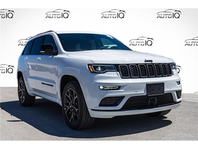 2021 Jeep Grand Cherokee Limited (Stk: 44824) in Innisfil - Image 1 of 29