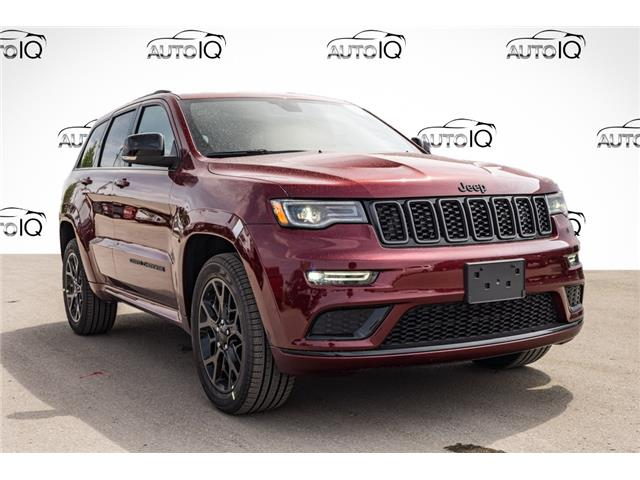 2021 Jeep Grand Cherokee Limited (Stk: 44798) in Innisfil - Image 1 of 28
