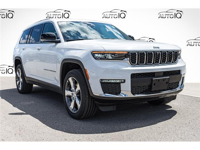 2021 Jeep Grand Cherokee L Limited (Stk: 44963) in Innisfil - Image 1 of 28