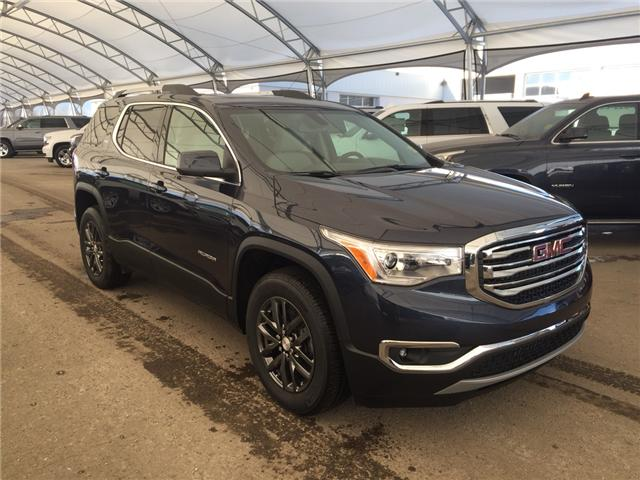 2018 GMC Acadia SLT-1 (Stk: 161646) in AIRDRIE - Image 1 of 25