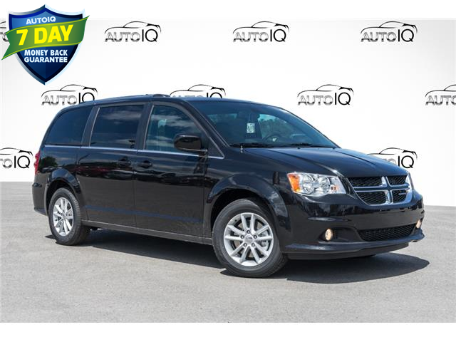 2020 Dodge Grand Caravan Premium Plus (Stk: 34007) in Barrie - Image 1 of 28