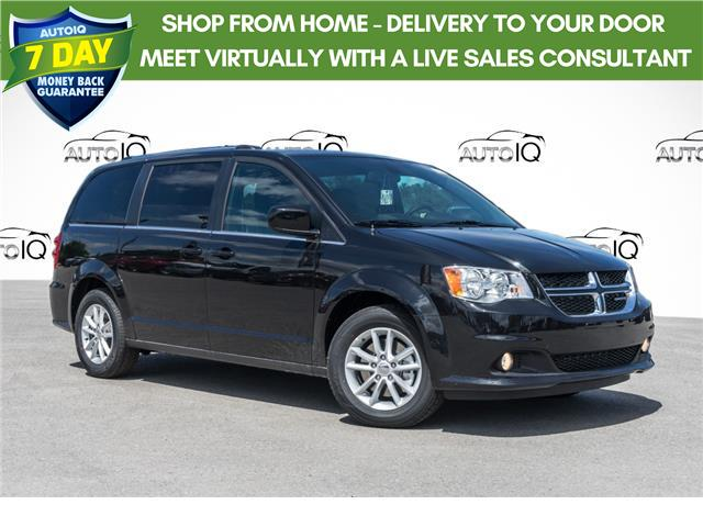 2020 Dodge Grand Caravan Premium Plus (Stk: 33997) in Barrie - Image 1 of 27