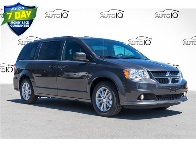 2020 Dodge Grand Caravan Premium Plus (Stk: 34012) in Barrie - Image 1 of 27