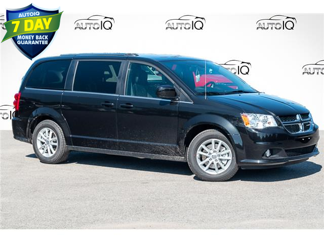 2020 Dodge Grand Caravan Premium Plus (Stk: 34119) in Barrie - Image 1 of 27