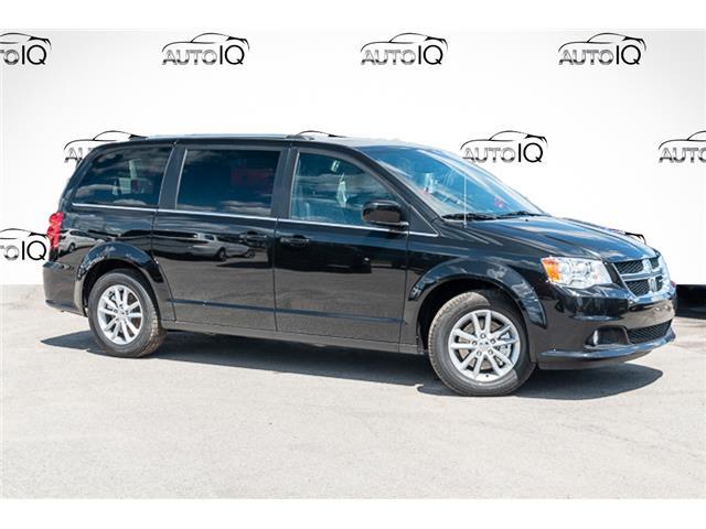 2020 Dodge Grand Caravan Premium Plus (Stk: 34112) in Barrie - Image 1 of 23