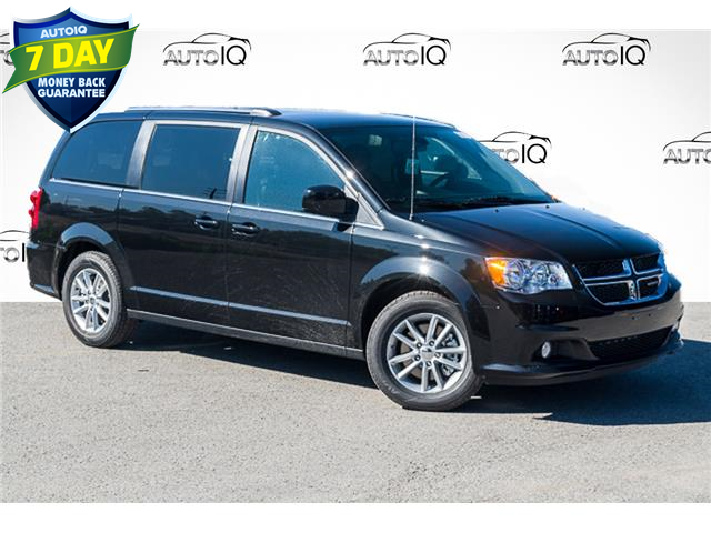 2020 Dodge Grand Caravan Premium Plus (Stk: 34109) in Barrie - Image 1 of 28