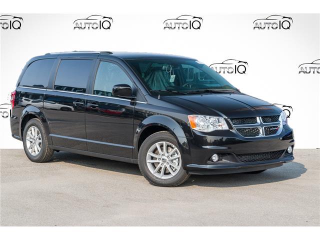 2020 Dodge Grand Caravan Premium Plus (Stk: 34377) in Barrie - Image 1 of 28