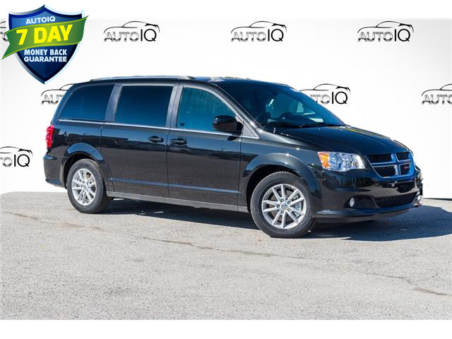 2020 Dodge Grand Caravan Premium Plus (Stk: 34502) in Barrie - Image 1 of 27