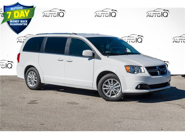 2020 Dodge Grand Caravan Premium Plus (Stk: 34423) in Barrie - Image 1 of 27