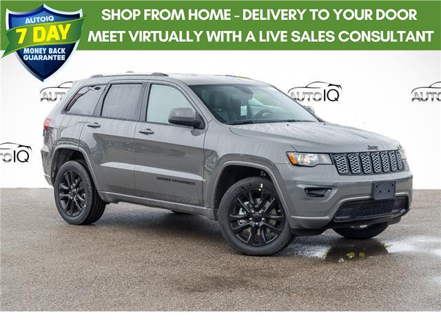 2021 Jeep Grand Cherokee Laredo (Stk: 34488) in Barrie - Image 1 of 30