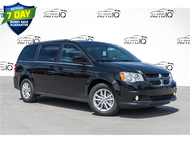 2020 Dodge Grand Caravan Premium Plus (Stk: 33885) in Barrie - Image 1 of 27