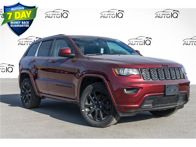 2021 Jeep Grand Cherokee Laredo (Stk: 34495) in Barrie - Image 1 of 27