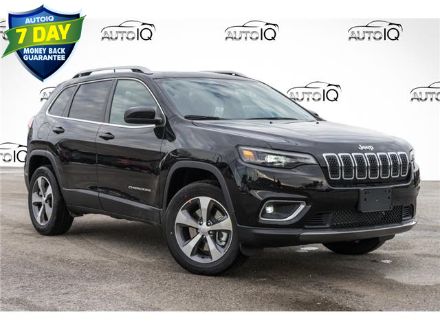 2021 Jeep Cherokee Limited (Stk: 34546) in Barrie - Image 1 of 30