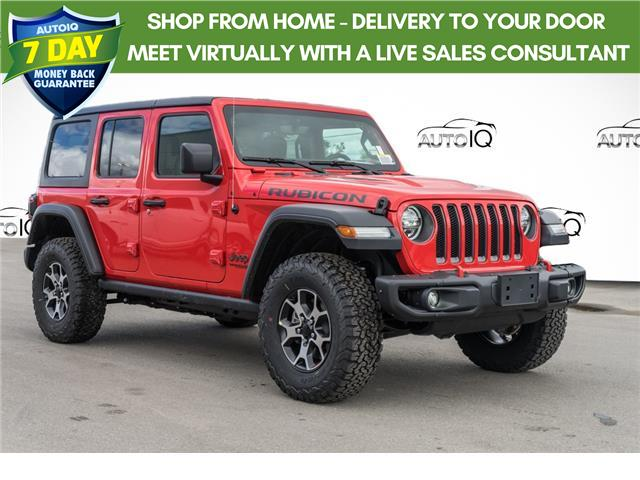 2021 Jeep Wrangler Unlimited Rubicon (Stk: 34579) in Barrie - Image 1 of 22