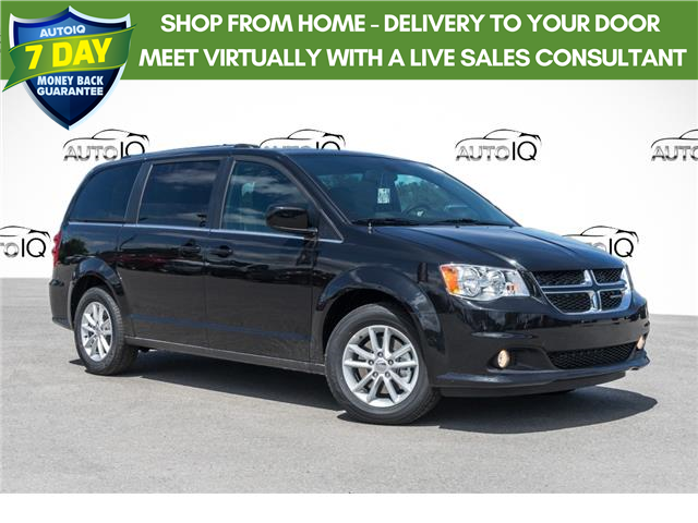 2020 Dodge Grand Caravan Premium Plus (Stk: 33911) in Barrie - Image 1 of 30