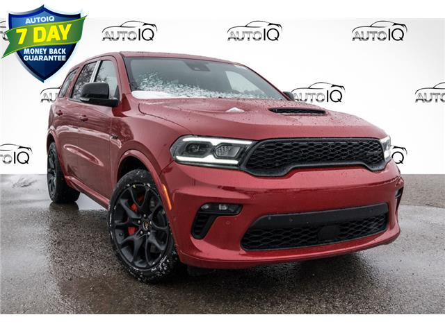 2021 Dodge Durango SRT 392 (Stk: 34698) in Barrie - Image 1 of 26