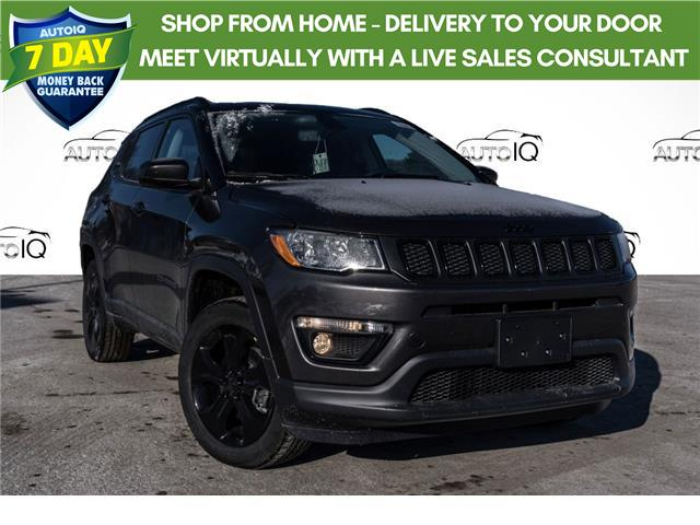 2021 Jeep Compass Altitude (Stk: 34690) in Barrie - Image 1 of 24