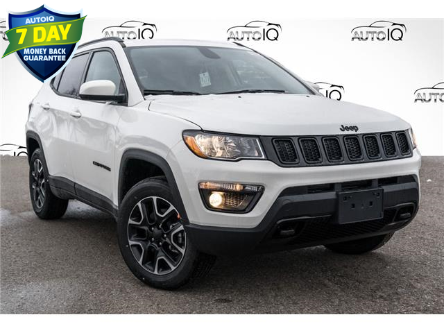 2021 Jeep Compass Sport (Stk: 34703) in Barrie - Image 1 of 24
