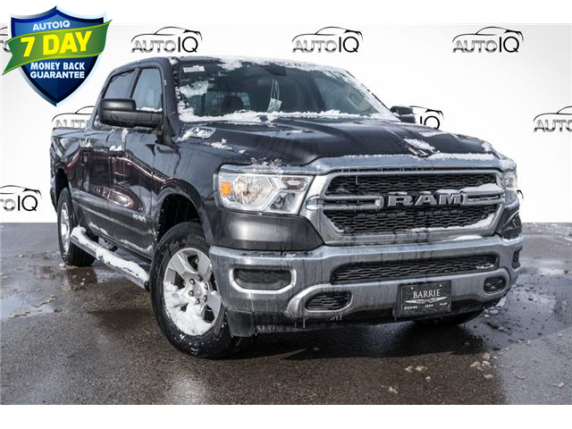 2020 RAM 1500 Tradesman (Stk: 33724) in Barrie - Image 1 of 24