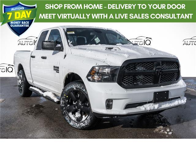 2021 RAM 1500 Classic Tradesman (Stk: 34782) in Barrie - Image 1 of 22
