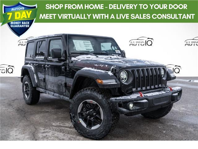 2021 Jeep Wrangler Unlimited Rubicon (Stk: 34777) in Barrie - Image 1 of 19