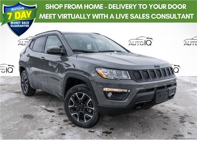2021 Jeep Compass Sport (Stk: 34786) in Barrie - Image 1 of 24